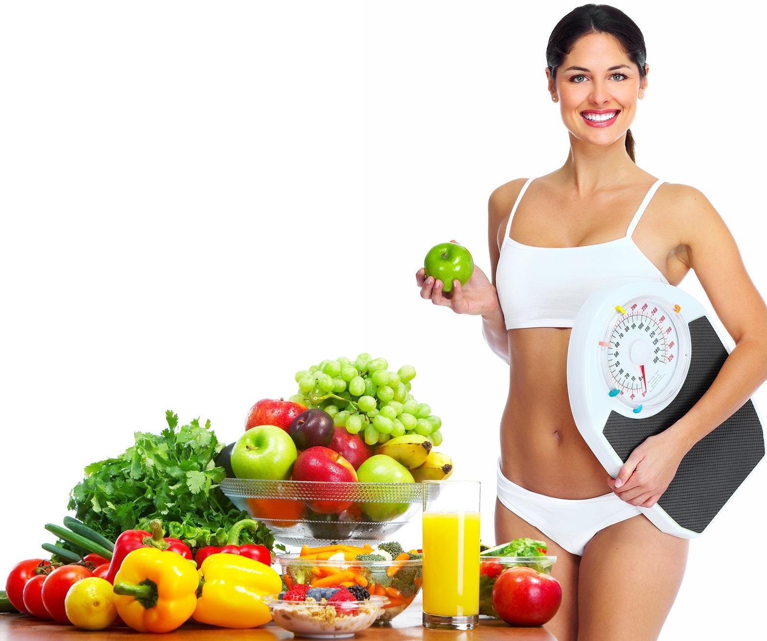 Спортивное правило питание для похудения